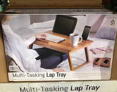Costco 1245774 - Mesa Multi-Tasking Lap Tray: great for telecommuting