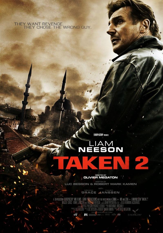 Taken 2 Full Movie