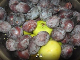 фрукты для варенья