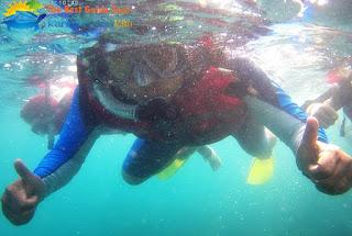 wisata snorkeling juli 2017