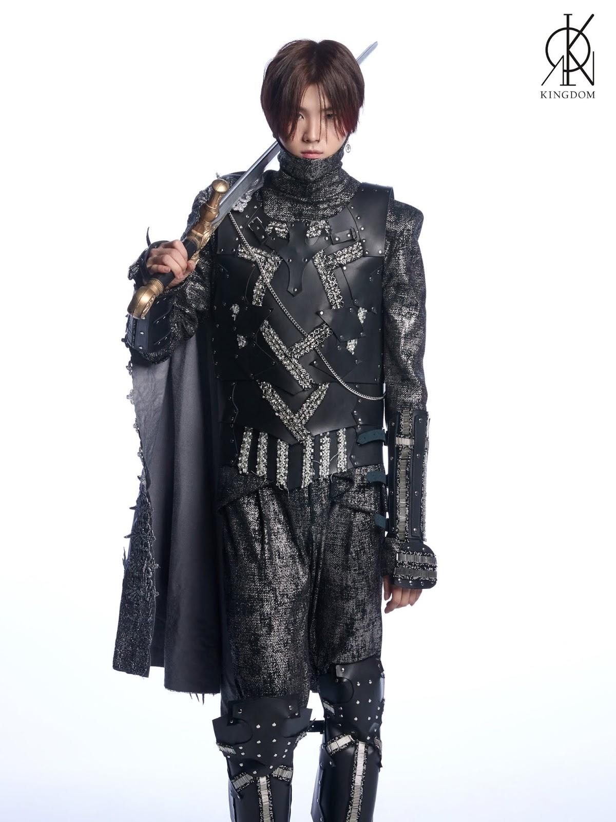 kingdom excalibur teaser mujin