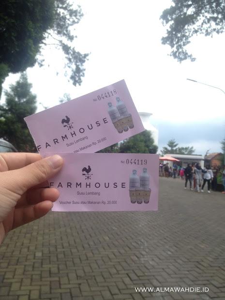 Harga Tiket Masuk Farmhouse Lembang Bandung Desember 2018 Vtwctr
