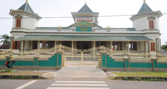 Masjid Agung Manojaya tasik