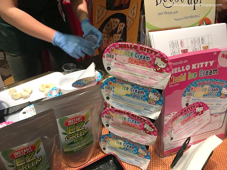 JFC sake and food expo 2017 - Vegas and Food
