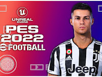 eFootball PES 2022 PPSSPP New Update Pro Edition V1.2 Real Faces Best Graphics & Full Latest Transfer