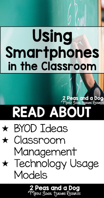BYOD (Bring your own device) is a becoming a popular trend in education to help schools save money and students become familiar with the technology they already have. Discover technology ideas and classroom management policies around BYOD in this blog post from 2 Peas and a Dog.