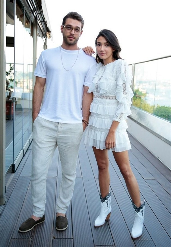 Are Aybüke Pusat and Furkan Andıç in love? Here is the answer
