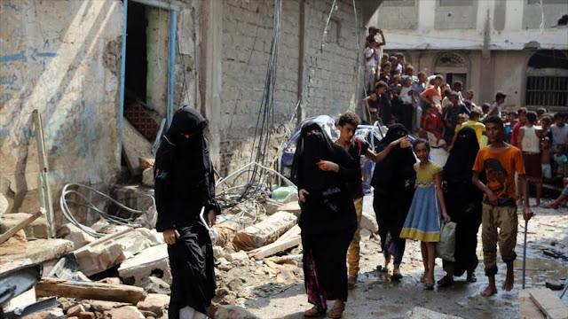 Londres bloquea investigaciones sobre agresión saudí a Yemen