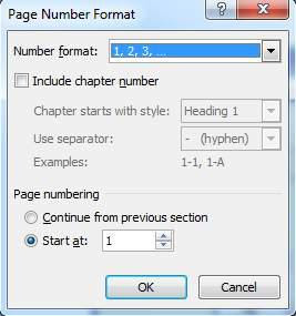 tinhoccoban.net - Hộp hội thoại Page Number Format