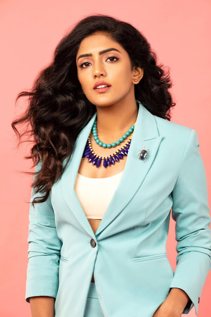Eesha Rebba Latest Photos in Suit Actress Trend