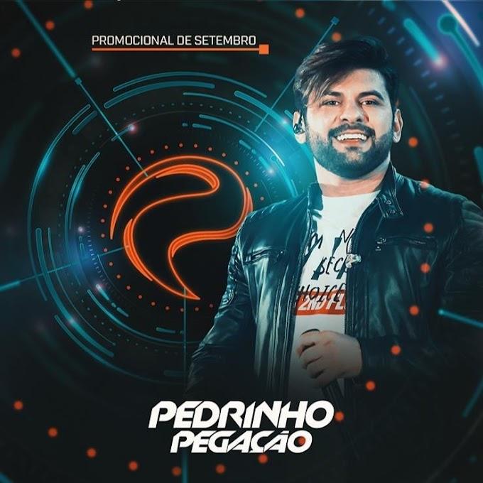 Pedrinho Pegação lança novo CD Promocional de Setembro 2019