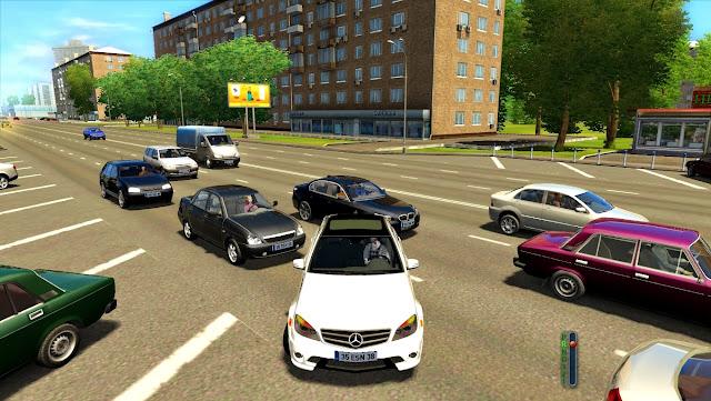 Download City Car Driving    Kickass