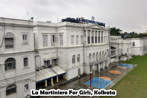 La Martiniere For Girls, Kolkata