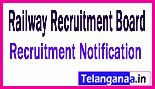 Railway Recruitment Board RRB Recruitment