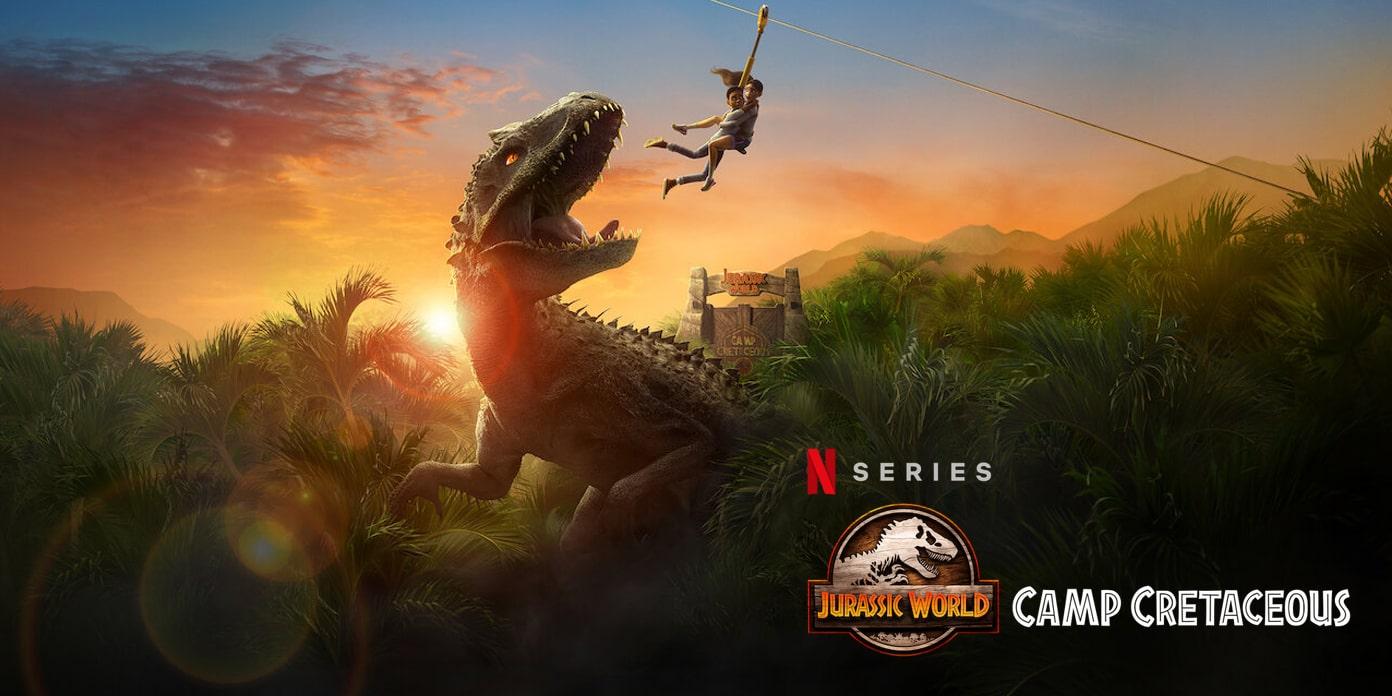 Jurassic World: Camp Cretaceous Season 3 Hindi Episodes Download