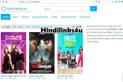 Hindilinks4u - Free Movie Streaming Sites No Sign Up