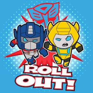 Transformers Kawaii