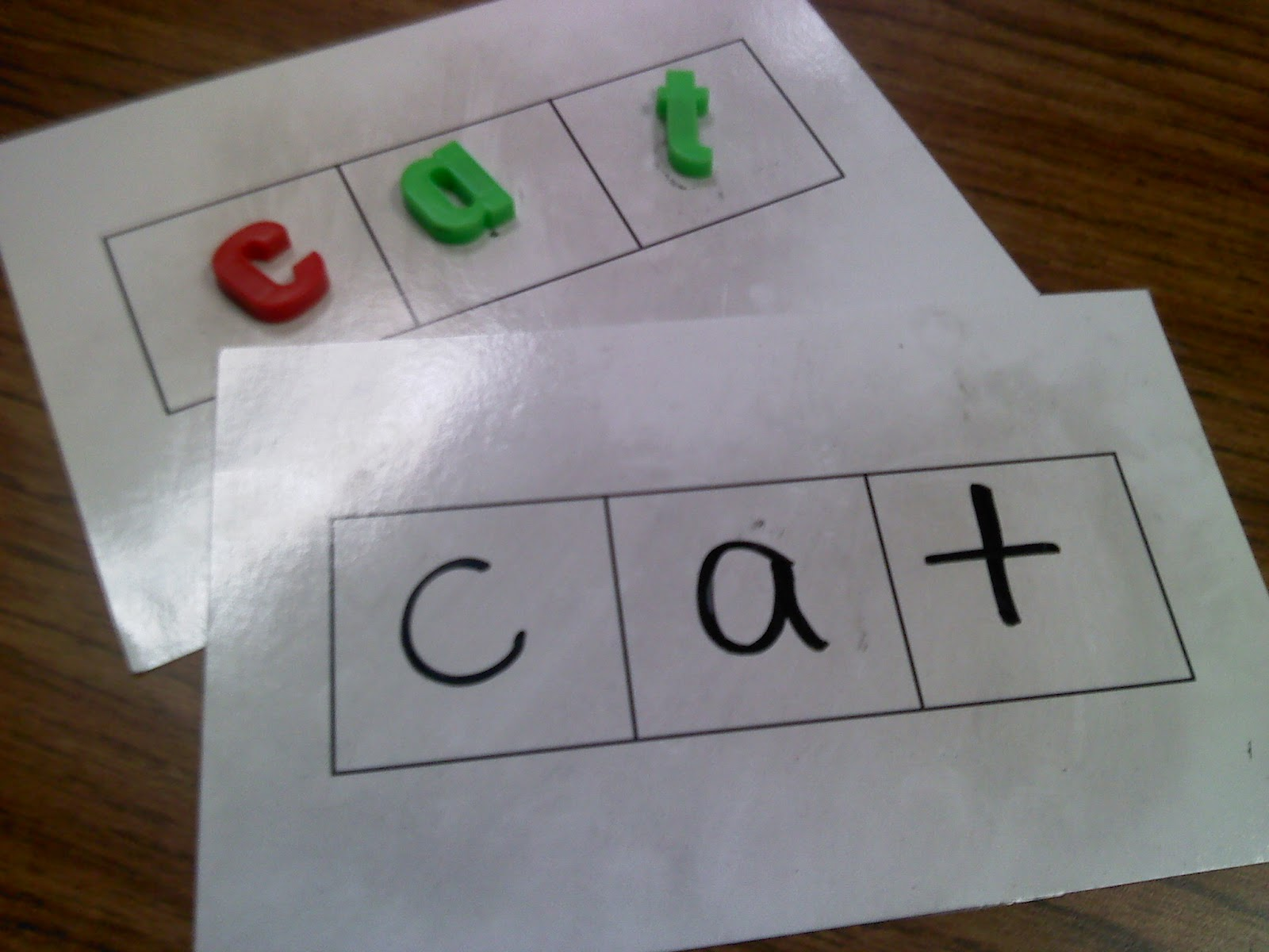 Fundations Writing Paper With Picture Box