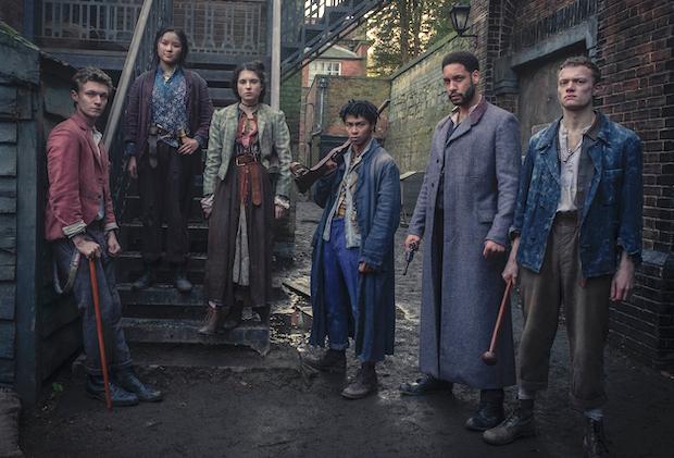 Os Irregulares de Baker Street - Que bobagem que fizeram com Sherlock Holmes