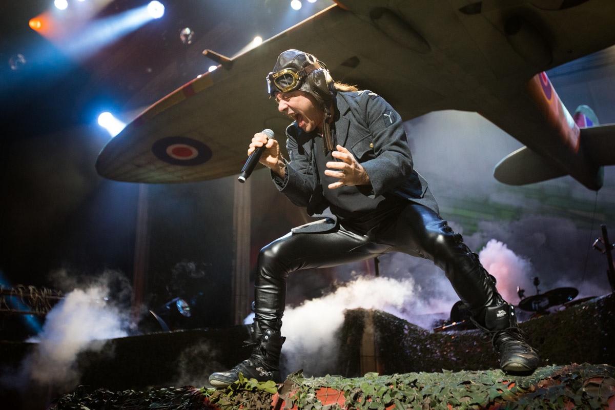 Rock in Rio: show do Iron Maiden pode ser o único da banda no Brasil em 2021