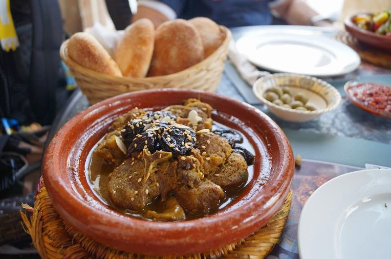 tanjin marroqui