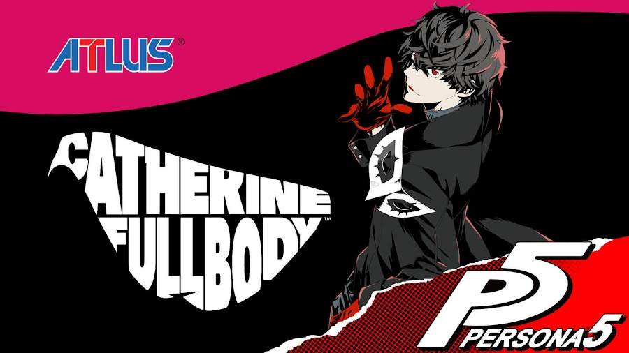 persona 5 joker catherine full body dlc