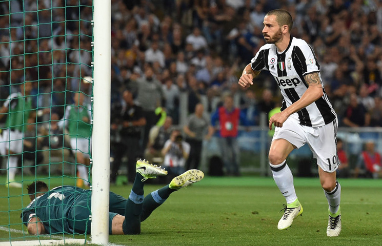 """Bonucci: """"Juventus se probudio"""""""