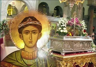 Άγιος Δημήτριος ο Μυροβλύτης ο Αρματωμένος την Αρματωσιά του Θεού (Αφιέρωμα)