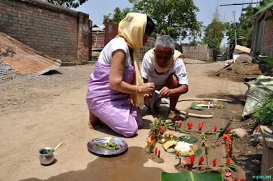 Cheiraoba Festival of Manipur
