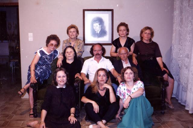 Η ιστορία μιάς μεγάλης οικογένειας από την Πέστανη