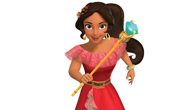 La nueva princesa latina de Disney Channel: Elena de Avalor