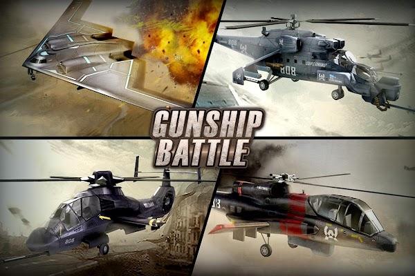 Gunship Battle: Helicopter 3D MOD APK v2.7.43 (Unlimited Money)