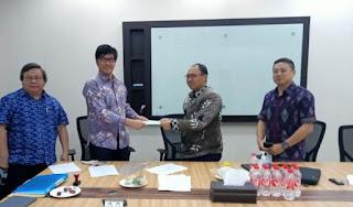 PT Pelabuhan Tegar Indonesia Serahkan Lahan Kewajiban Konsesi ke KSOP Marunda