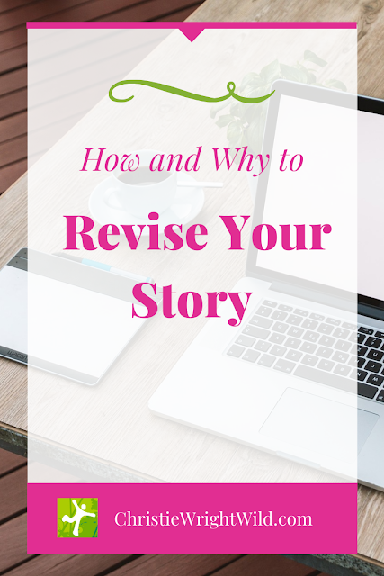 """Many writers and editors use the terms """"revise"""" and """"edit"""" interchangeably, but I think it's important to make a distinction between the two terms, even though there is certainly some overlap."""