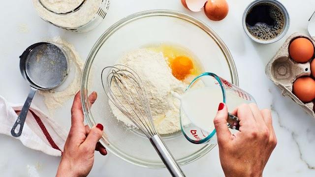 The Quarantine Era: is the Era of Baking.