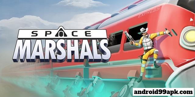 لعبة Space Marshals v1.3.0 مدفوعة كاملة للأندرويد