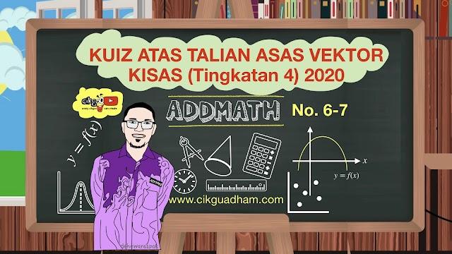 Kuiz Asas Vektor (AddMath F4 KSSM)