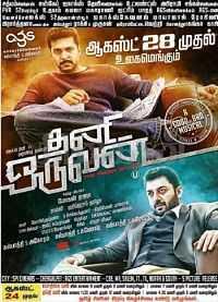 Download Thani Oruvan (2015) 300mb Tamil Movie Download Free