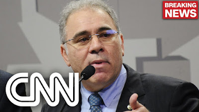 Novo ministro da Saúde: médico Marcelo Queiroga aceita convite