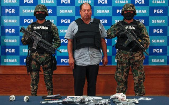 Gana Mario Cárdenas Guillén, El M-1 apunto de ser extraditado se salva de ultimo momento