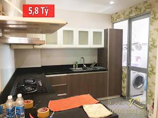 Cho thuê 1 phòng ngủ căn hộ City Gardenr Bình Thạnh - hình 3