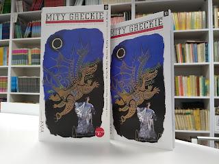 """Mity greckie. Nasiona granatu"" Nathaniel Hawthorne - audiobook - recenzja"