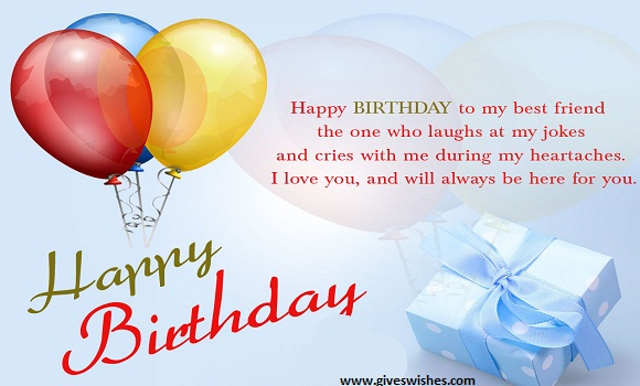 Best 50+ Happy Birthday Message To A Friend - Birthday Quotes For Friend