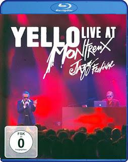 Yello: Live At Montreux Jazz Festivale [BD25]