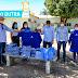 Instituto Aiba doa vestimentas para profissionais de saúde e pacientes de Covid 19