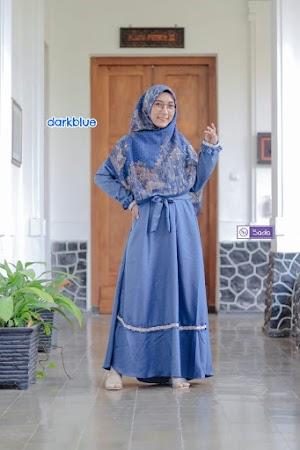 Gamis Perempuan Muslimah Tsurayya