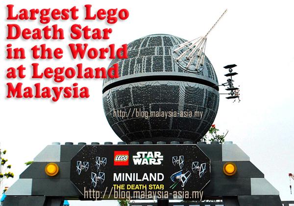 Malaysia Lego Death Star