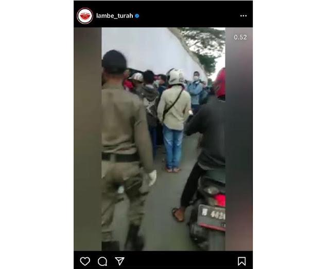 Satgas Covid-19 Benarkan Lambe Turah Soal Video Suramadu Ramai