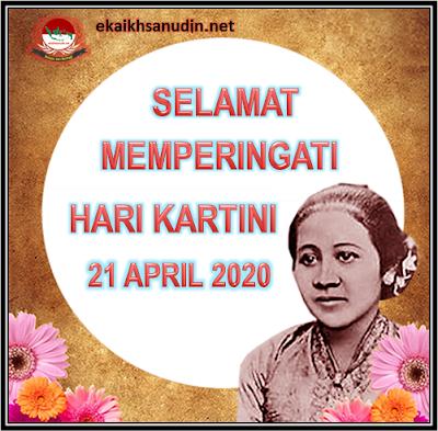 Selamat Hari Kartini Tahun 2020