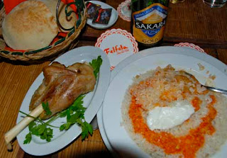 Fatta Lunch Cairo Egypt Food